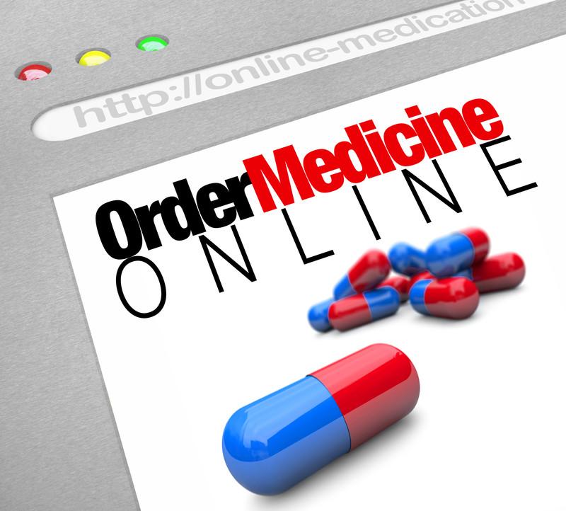 la vente de médicaments en ligne