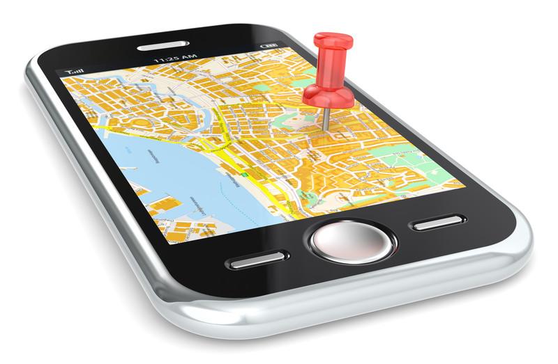 localisation en continu d' un téléphone portable