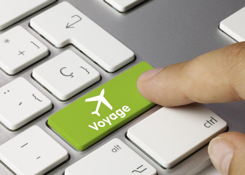 Voyager en un clic