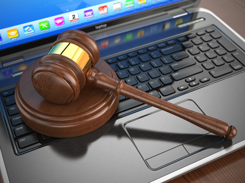 Justice sur Internet
