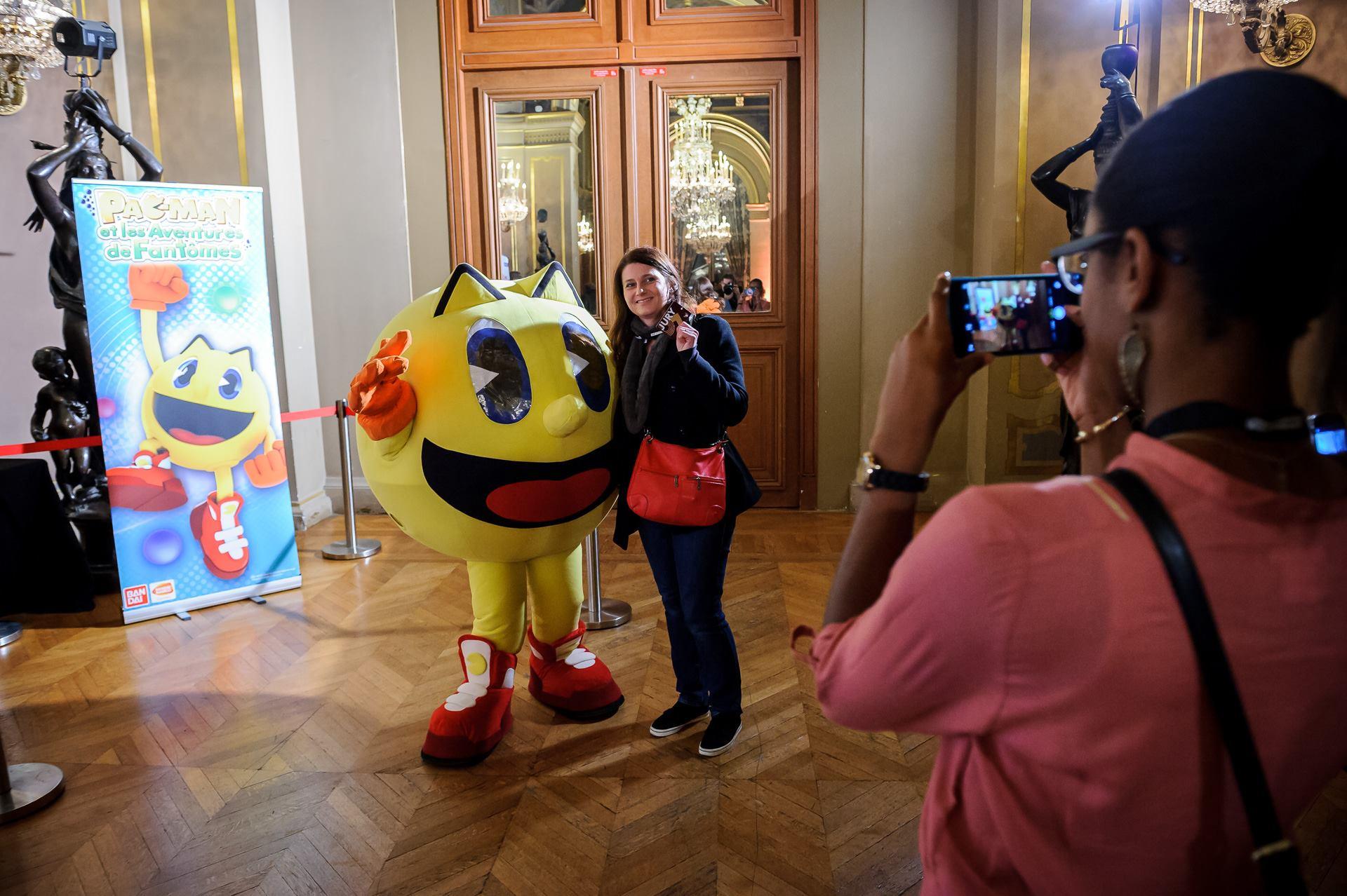 Pac Man aux GBA5