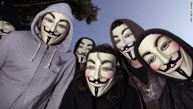 Les justiciers du Web