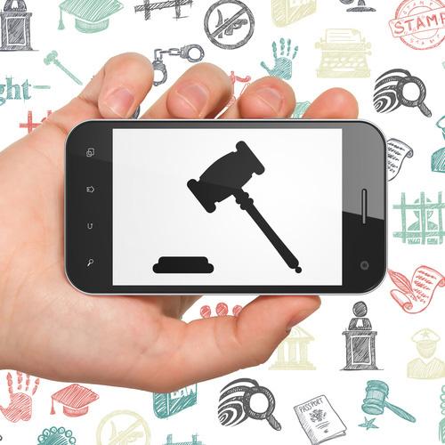 Flash Avocat: l'avocat sur smartphone